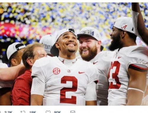 A Thank You Note to Jalen Hurts (that he probably won't ever see)