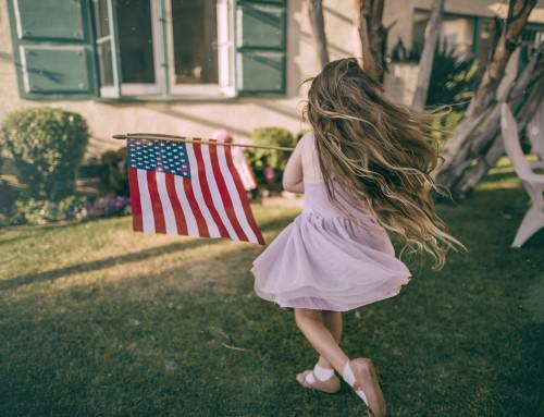 Why You Should Teach Your Kids to Love Their Country
