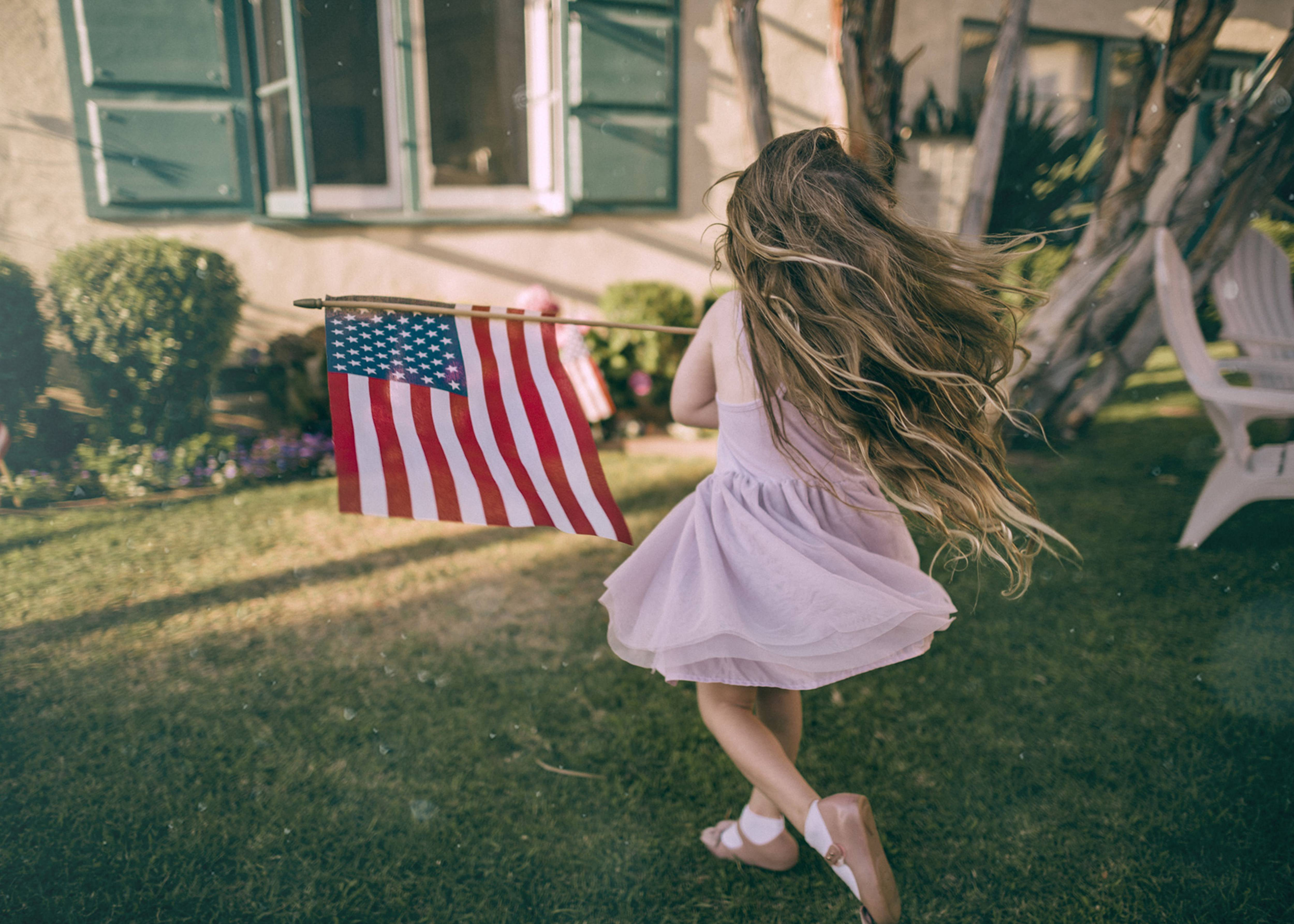 Why Kids Should Love Their Country